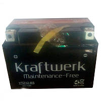 Аккумулятор мото Kraftwerk YTZ12-BS 11A/h 140A