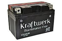 Аккумулятор мото Kraftwerk YTX12A-BS 10A/h 120A