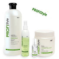 Вікі ProfiStyle Відновлення пошкодженого волосся
