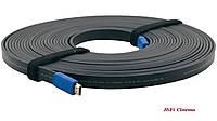 Кабель Kramer HDMI Ethernet C-HM/HM/FLAT/ETH ver.1.4 (3D, ARC, UHD), фото 1