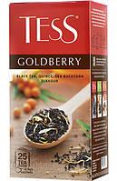 Чай цейлонский Tess Goldberry (Голдбэри) 25 пакетиков
