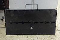 Мангал-чемодан (10 шампуров), толщина 3мм, разборной, компактный