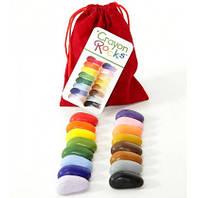 Карандаши - камушки ТМ Crayon Rocks (16 цветов)
