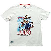 Футболка JUDO (детская) GHB-002 Green Hill