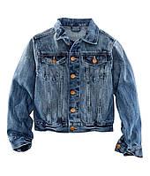 Куртка джинсовая H&M унисекс 10 лет