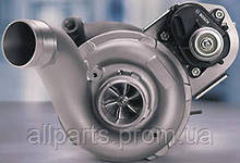 Турбина на Ауди - Audi A4, A6, A8, цена на турбокомпрессор производителей Garrett и KKK