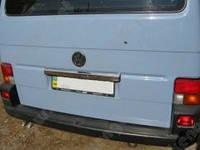 Хром накладка на крышку багажника Volkswagen Caravelle