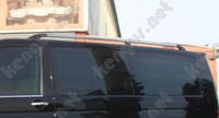 Рейлинги на крышу Transporter Volkswagen, пластиковые концевики