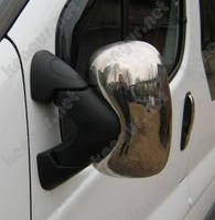 Накладки на зеркала заднего вида Opel Vivaro