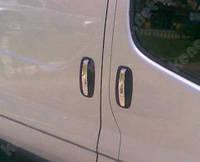 Накладки на дверные ручки Renault Trafic