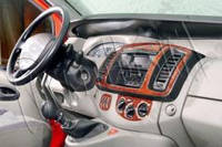 Тюнинг салона Renault Trafic (01-07)