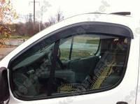 Дефлекторы боковых дверей Renault Trafic