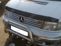 Дефлектор капота на автомобиль Mercedes-Benz Vito