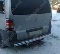 Задняя защитная дуга для Mercedes-Benz Vito, прямой ус