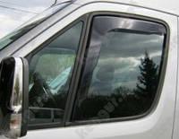 Дефлекторы боковых дверей Mercedes Sprinter