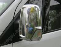 Хром накладки на зеркала Mercedes Sprinter