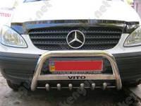 Дефлектор передний Mercedes-Benz Vito