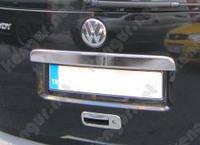 Накладка на крышку багажника Volkswagen Caddy