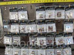 Буквы для надписей на авто (поштучно), Уценка