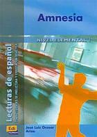 AMNESIA (LECTURA  NIVEL ELEMENTAL) - LIBRO