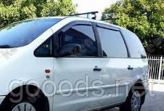 Ветровики окон Volkswagen Sharan