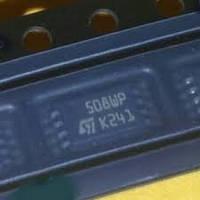 Микросхема 508WP M95080-WDW6TP MSOP8