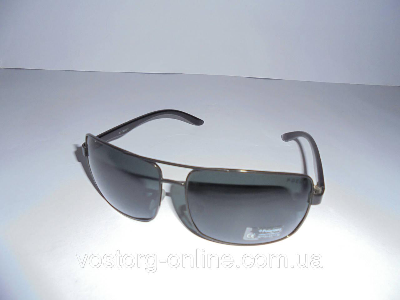 Мужские солнцезащитные очки polaroid 6732, стильные, модный аксессуар, очки,  мужские, качество 9be9398af62