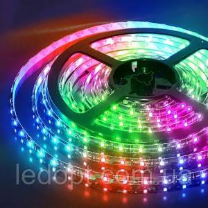 Светодиодная лента RGB SMD 5050 14,4W 60 LED/m IP20
