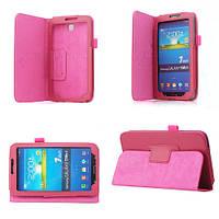 Ярко-розовый чехол для Galaxy Tab 3 7.0 SM-T2100