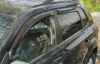 Ветровики на авто Hyundai Tucson