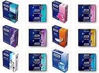 Презервативы Контекс Contex Mix (блок 12 пачек/6 видов)