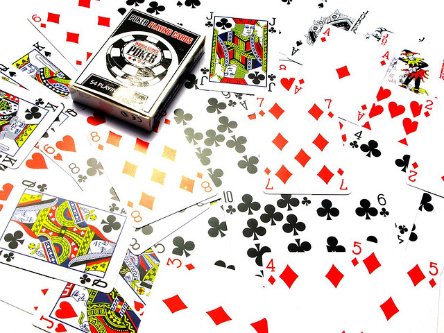 Карты игральные для покера «Poker Playing Cards»