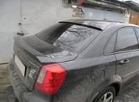 Спойлер на крышку багажника Chevrolet Lacetti