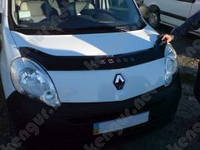 Мухобойка на капот Renault Kangoo