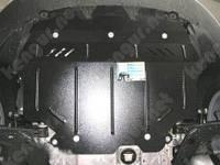 Защита двигателя Кольчуга VW Caddy