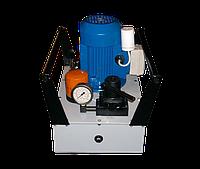 Насосная станция гидравлическая с электроприводом НЭ-70Р-1-380/220-12-1