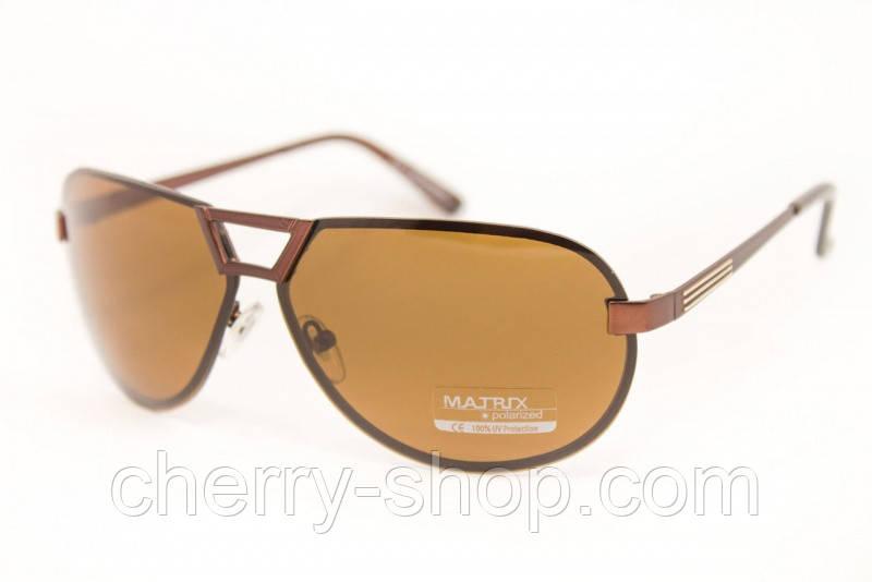 Мужские солнцезащитные очки Matrix polarized