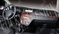 Накладка на приборную панель  Fiat Linea
