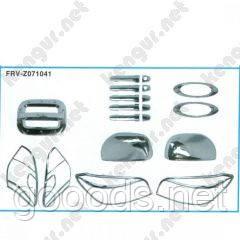 Хром пакет Toyota RAV4