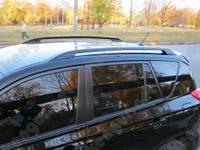 Багажник на крышу автомобиля RAV4 Toyota, металлические концевики