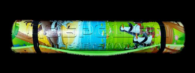 Купить Развивающий детский игровой коврик «Happy Kinder-M» для фитнеса в Киеве. Продажа карематов для йоги (йога - мат), аэробики, танцев и спорта оптом и в розницу. Низкие цены, бесплатная доставка по Украине. Интернет-магазин FAMO - Киев, Одесса, Харьков, Днепропетровск.