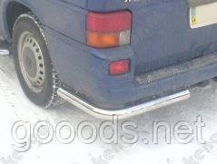 Дуги защитные Volkswagen Caravelle, одинарные углы