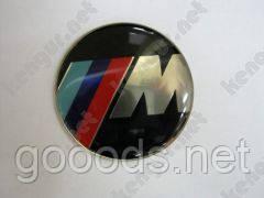 "Эмблема на руль ""M""-ка (d=44mm)"
