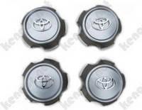 Заглушки на диски Toyota Land Cruiser 100