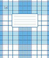 Тетрадь 12 листов # клетка Тетрада ФОН офсет (простая обложка) уп25 ящ700