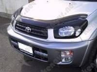 Мухобойка на капот Toyota RAV-4