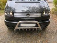 Декоративная решетка радиатора Volkswagen Caravelle
