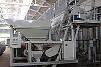 Мини бетоносмесительная установка производительностью 10 м.куб./ч (БСУ-10)