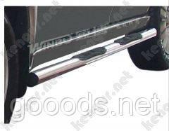 Дуги защитные Mitsubishi Outlander, труба