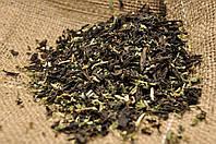 """""""Мятный"""" черный чай байховый с листьями мяты крупнолистовой рассыпной"""
